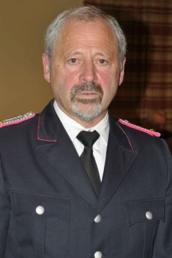 Der bisherige Wehrführer der Feuerwehr Sierksrade Klaus Scheer stellte sich am Samstag nicht wieder als Wehrführer auf. Auch drei weitere Vorgeschlagene wollten sein Amt nicht übernehmen. (Foto: Christian Nimtz)