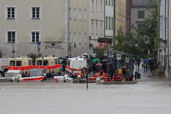 Passau Pegel