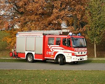 HLF Feuerwehr Bremen. Symbolfoto: Patzelt
