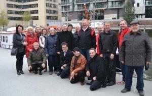 Gruppenfoto beim Präsidententreffen in Hamburg. Foto: Interspiro