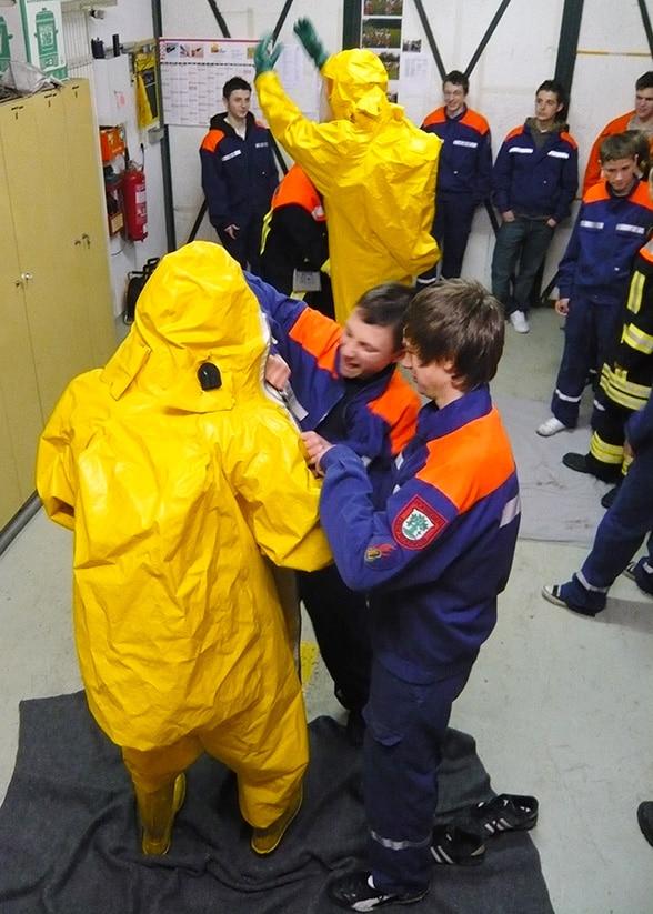 Schwund minimiert. Foto: Feuerwehr