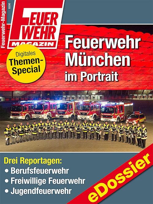 Feuerwehr München: Reportagen als eDossier.