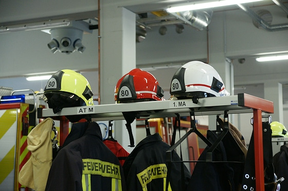 Symbolfoto: neue Feuerwehrleute gesucht. Foto: Hegemann