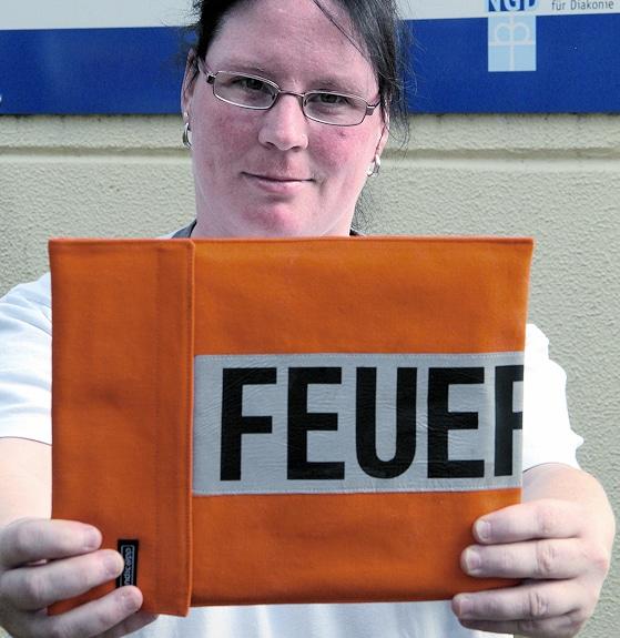 Feuerwehr Taschen Aus Einsatzjacken Feuerwehr Magazin