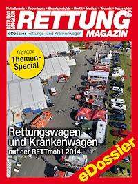 Rettungswagen auf Rettmobil