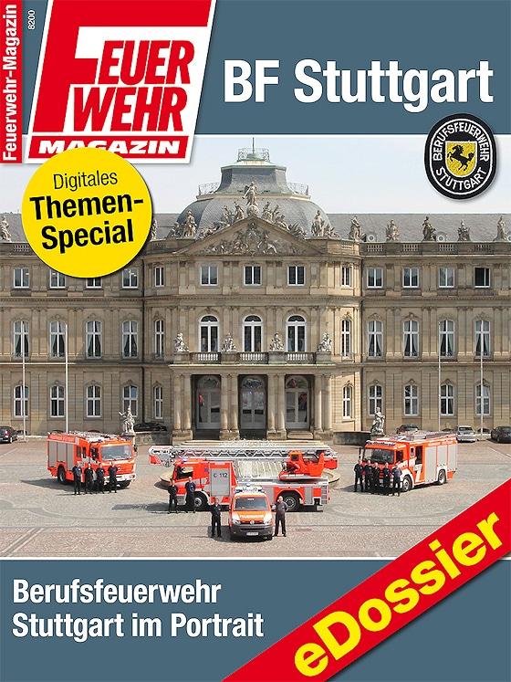 Berufsfeuerwehr Stuttgart