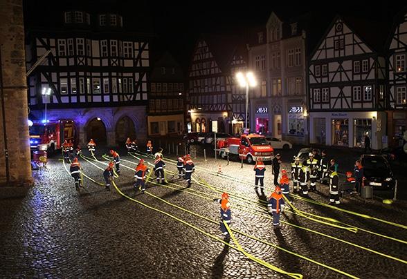 Laufen statt Saufen. Foto: Philipp Weitzel