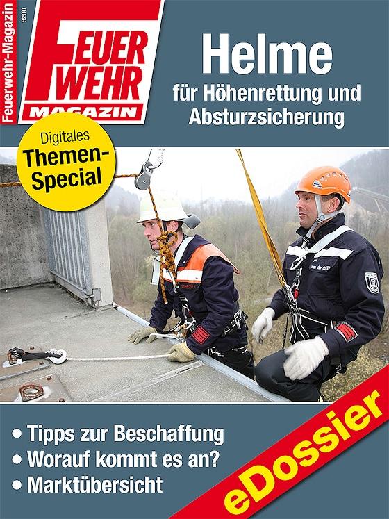 eDossier Helme für Höhenrettung und Absturzsicherung