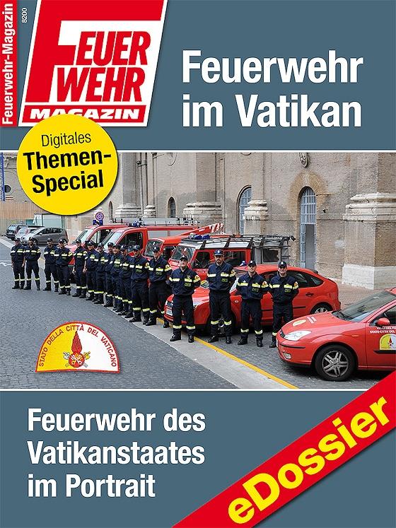 Feuerwehr im Vatikan