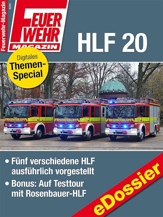 HLF 20 - Hilfleistungslöschgruppenfahrzeug (eDossier).
