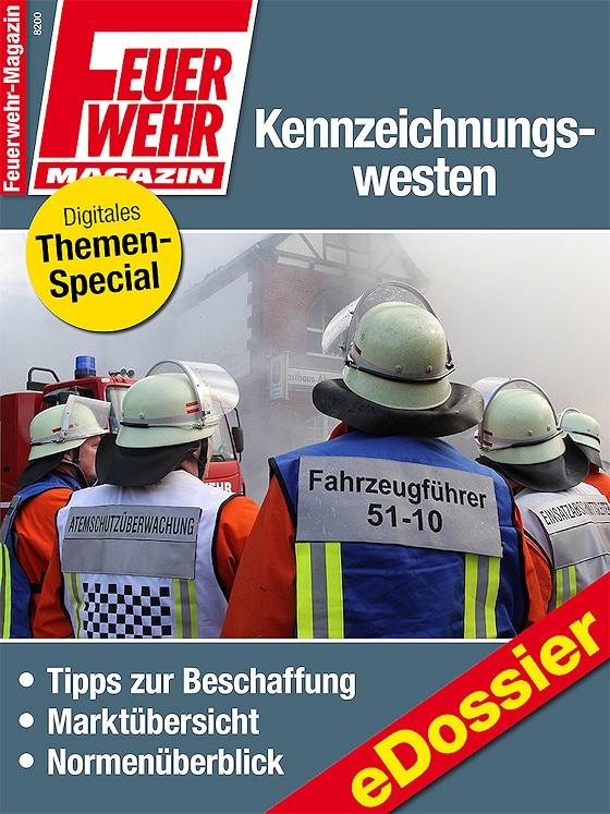 kennzeichnungswesten feuerwehr