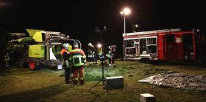 Tödliches Unglück in Romrod. Foto: Philipp Weitzel