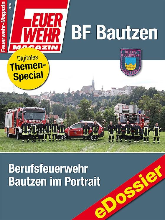 Berufsfeuerwehr Bautzen: eDossier