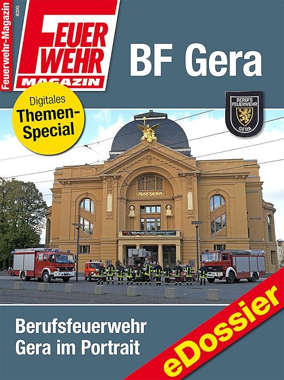 Berufsfeuerwehr Gera: eDossier