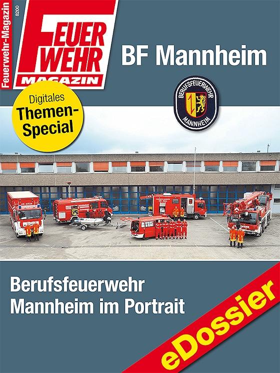 Berufsfeuerwehr Mannheim: eDossier.
