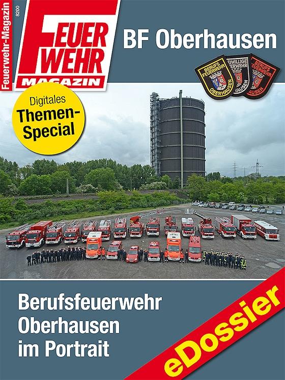 Berufsfeuerwehr Oberhausen: eDossier