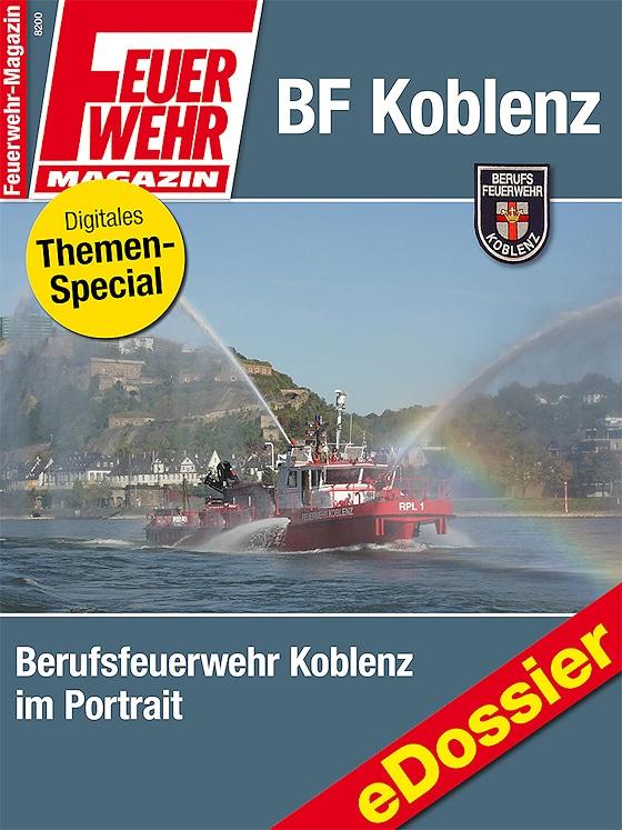 Berufsfeuerwehr Koblenz: eDossier.