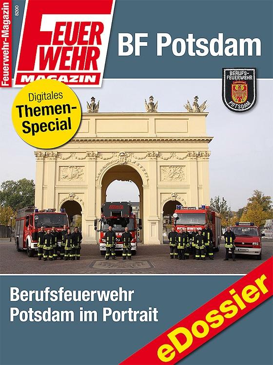 Berufsfeuerwehr Potsdam: eDossier.