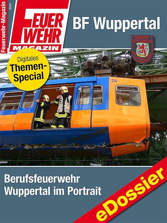 Berufsfeuerwehr Wuppertal:eDossier.