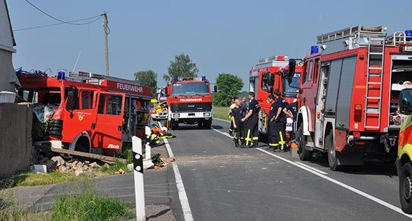 Ein Unfall und seine Folgen. Foto: Günthe