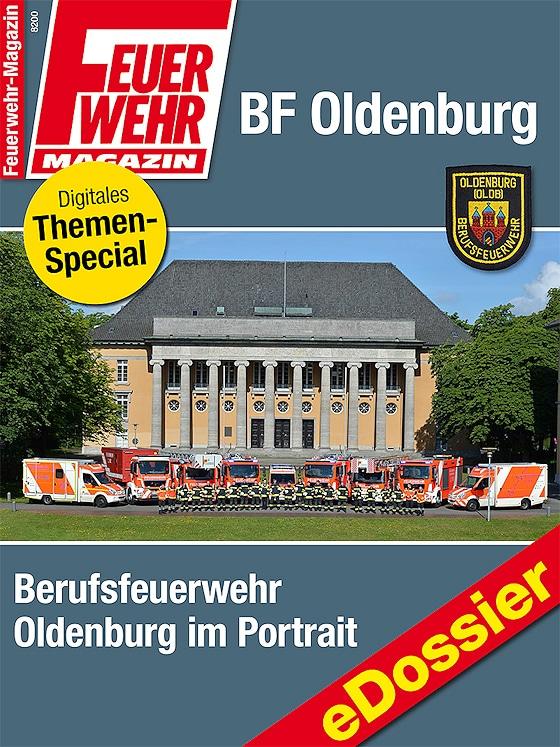 Feuerwehr Oldenburg: eDossier über die BF Oldenburg.