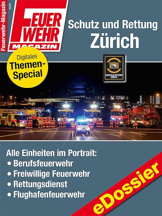 Schutz und Rettung Zürich: eDossier.