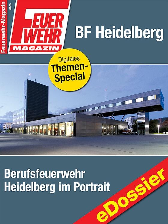 Berufsfeuerwehr Heidelberg: eDossier