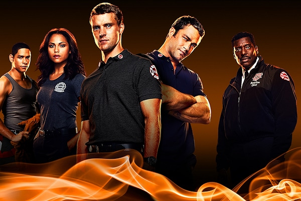 """Die US-Serie """"Chicago Fire"""" ist bei VOX zu sehen. Foto: VOX/NBC Universal"""