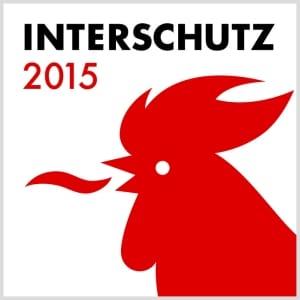 Interschutz 2015. Logo: Deutsche Messe AG