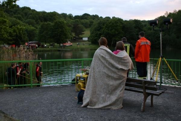 Ein Ausflug zum Badesee mit Freunden endet in Gersheim tödlich. Einer der Freunde ertrinkt, nachdem ihm die Kräfte ausgingen. Foto: Simon Mario Avenia