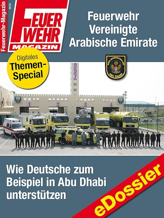 Feuerwehr Abu Dhabi (Vereinigte Arabische Emirate): eDossier