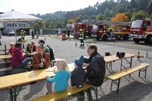 Feuerwehrfeste sind dem Gaststättengwerbe ein Dorn im Auge. Die DEHOGA führt mehrere Feuerwehren auf ihrer Schwarzliste auf. Symbolfoto: Thomas Weege