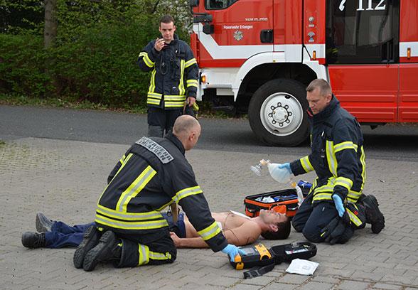 Defi Feuerwehr. Foto: Alexander Müller