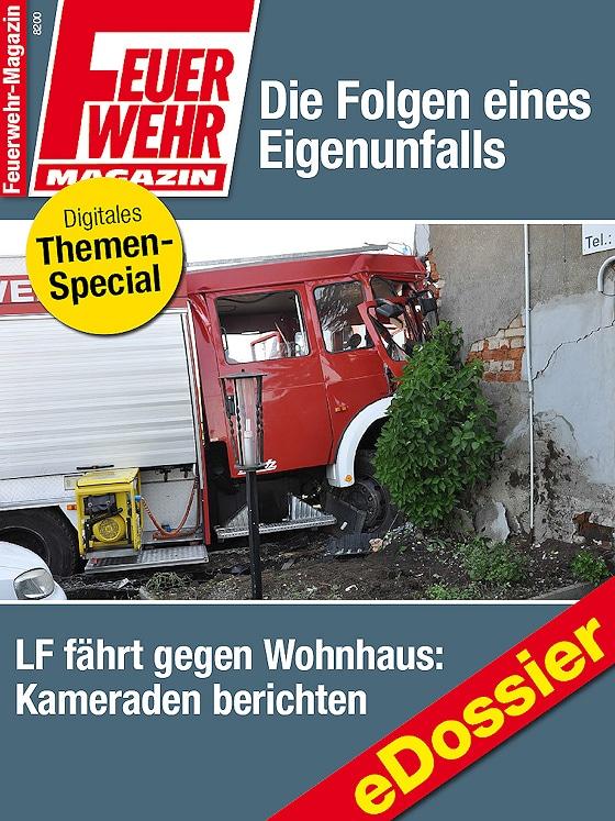 Eigenunfall Feuerwehr und seine Folgen: eDossier.