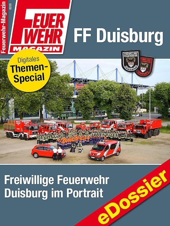 Feuerwehr Duisburg: eDossier.