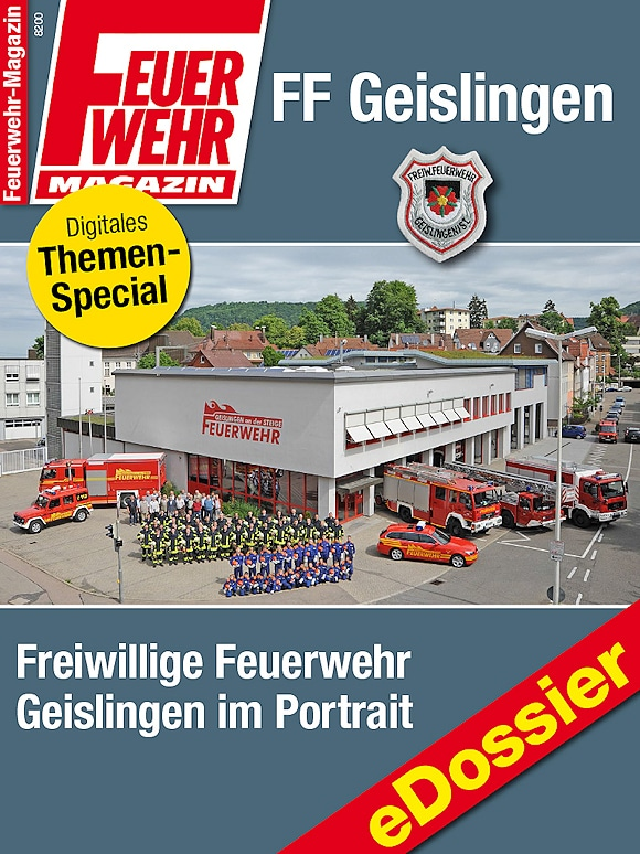eDossier: Freiwillige Feuerwehr Geislingen.