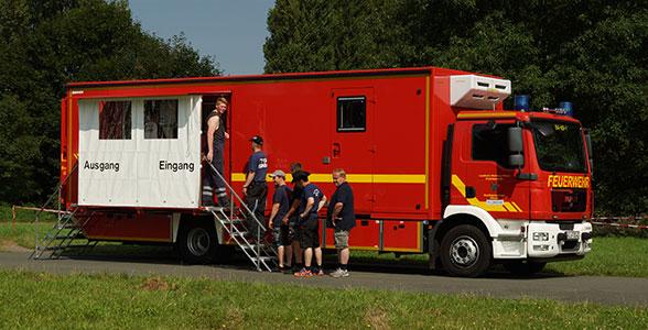 Mampf-Mobil. Foto: Hegemann