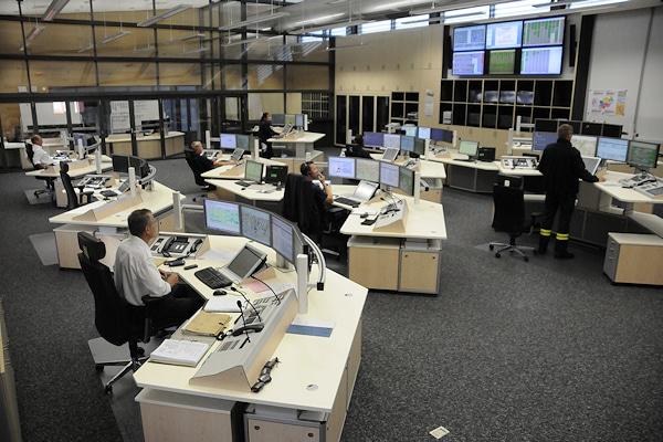 Die neue Leitstelle in Dortmund. Foto: Stadt Dortmund / Feuerwehr