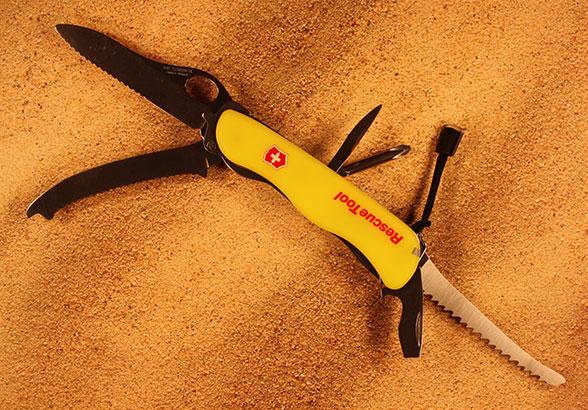 Komplexe Mini-Werkzeuge. Foto: Patzelt