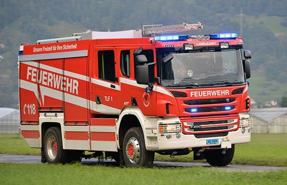 400-PS-Tanker. Foto: Rüffer