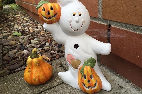 Halloween-Dekoration. Foto: Klöpper