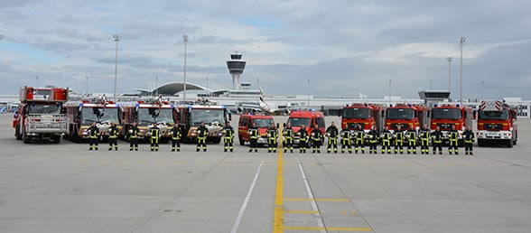 Airport im Aufwind. Foto: A. Müller