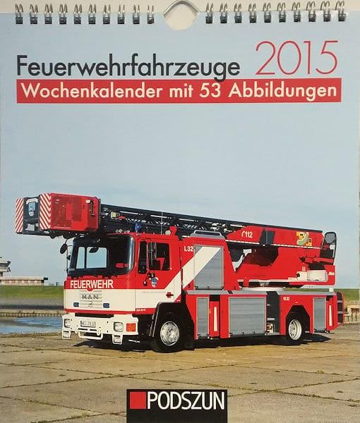 Kalender_Feuerwehrfahrzeuge2015_Podszun