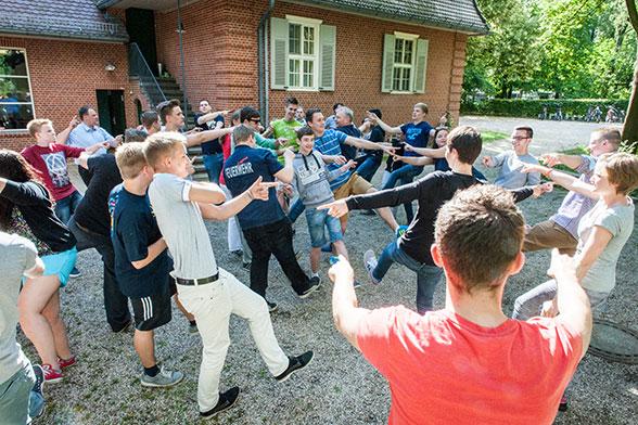 Gute Jugendarbeit ist kein Kinderspiel. Foto: Peter van Heesen