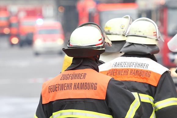 Symbolfoto Feuerwehr Hamburg. Foto: Timo Jann