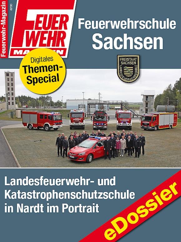 eDossier: Feuerwehrschule Sachsen in Nardt.