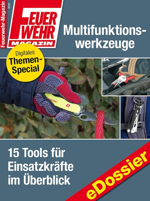 eDossier: Multifunktionswerkzeug für die Feuerwehr.