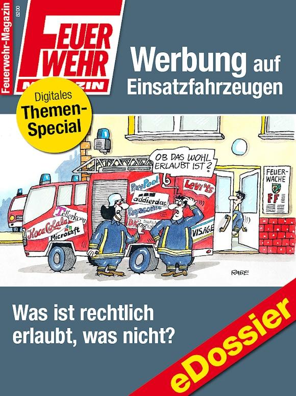 eDossier: Werbung auf Einsatzfahrzeugen