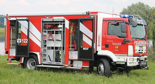 Tauchermobil. Foto: Holger Bauer