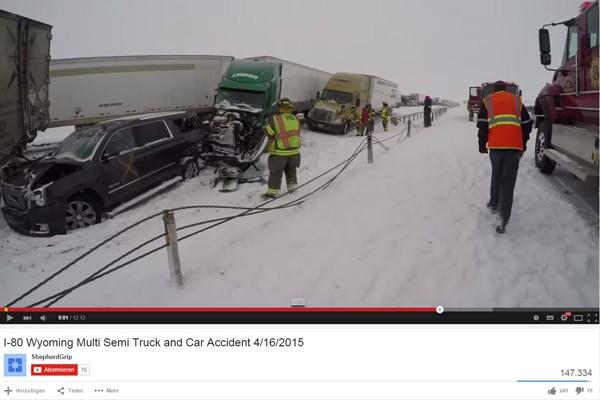 Beispielhafte Szene aus einem der Videos.  Screenshot: YouTube